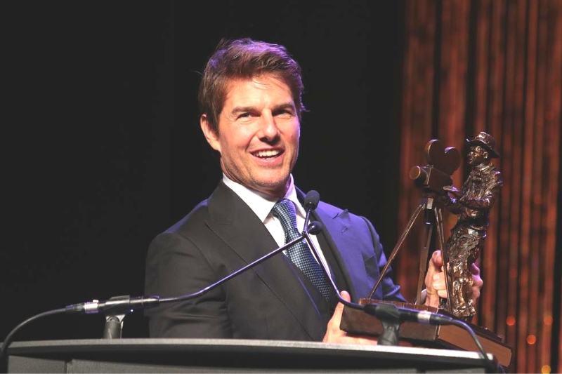 Tom Cruise retoma gravações de 'Missão Impossível 7' no Reino Unido (Foto: Reprodução/Instagram)