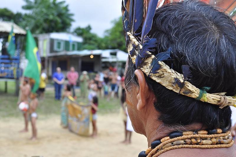 indígenas manaus