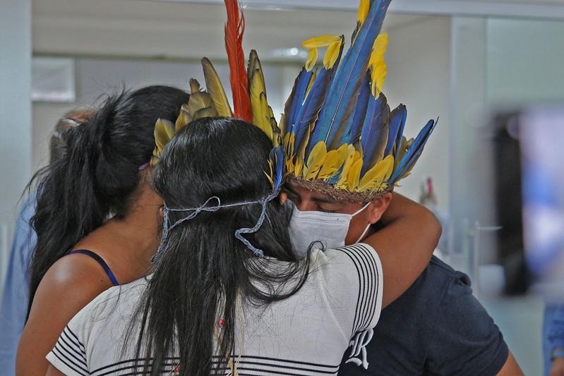indígenas covid