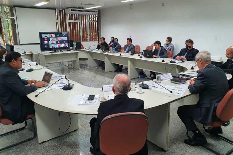 Reunião do CAS - Foto Suframa