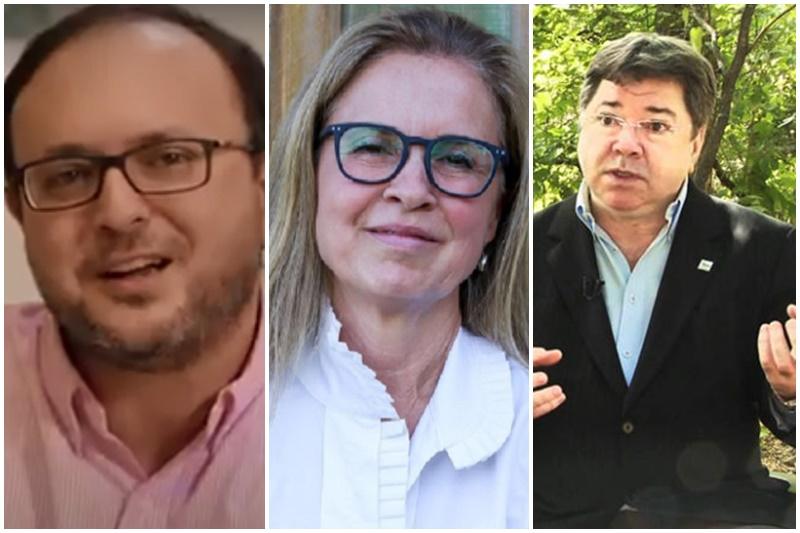 Denis Minev Teresa Vendramini e Adalberto Val - Foto YouTube-Reprodução