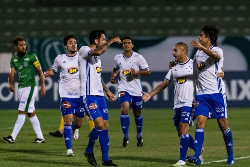 Cruzeiro Vence O Guarani Pela S U00e9rie B Do Brasileir U00e3o Em