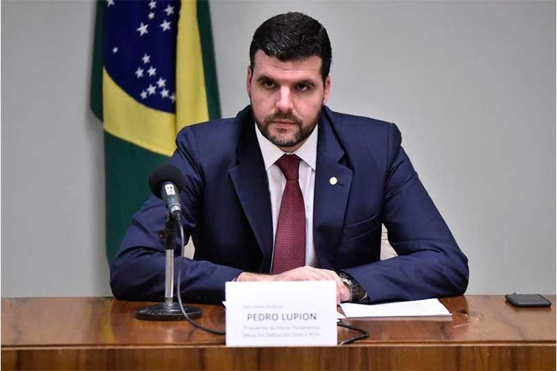 Deputado Pedro Lupion Foto DEM Divulgação