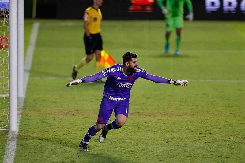 Fernando Miguel goleiro do Vasco - Foto Rafael Ribeiro-Vasco