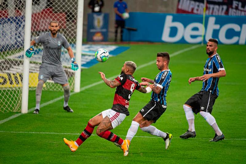 Flamengo x Gremio