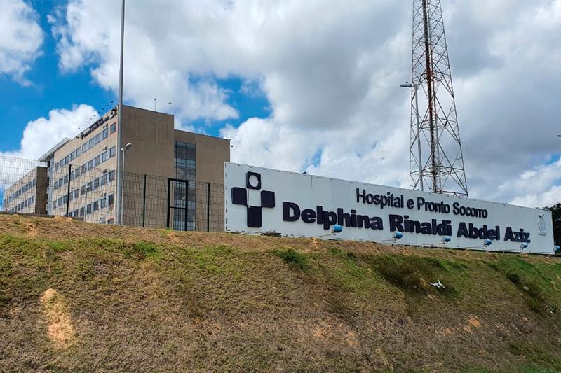 Hospital Delphina Aziz