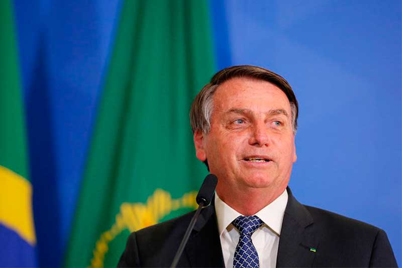 Jair Bolsonaro - Foto Carolina Antunes-PR