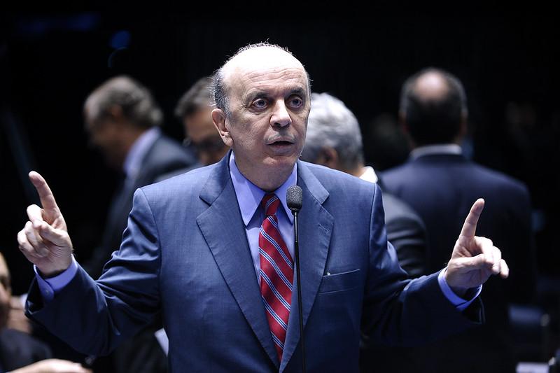 José Serra, senador