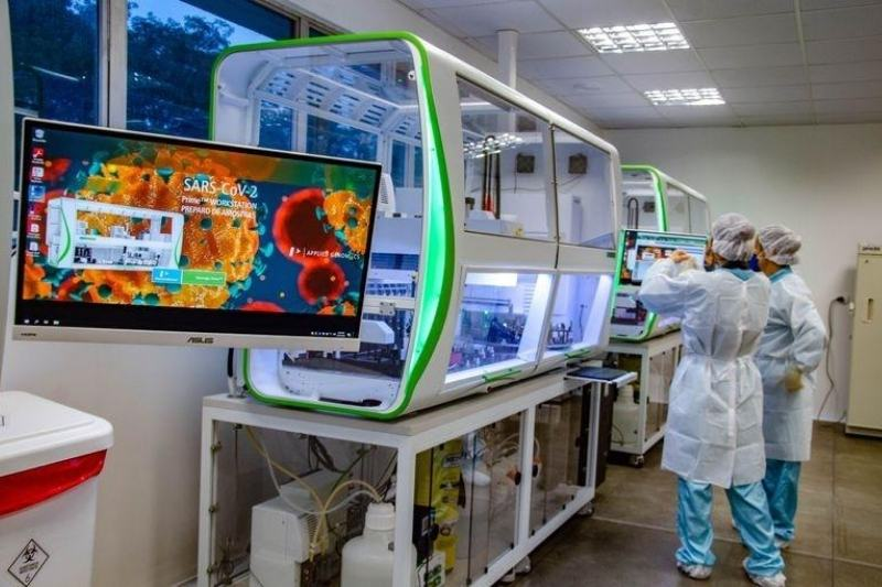 Laboratório Fiocruz