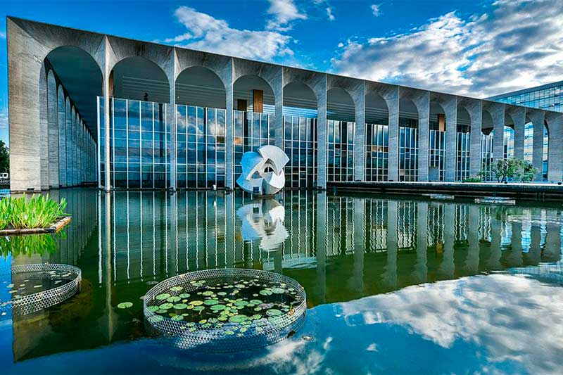 Palácio do Itamaraty - Foto MRE