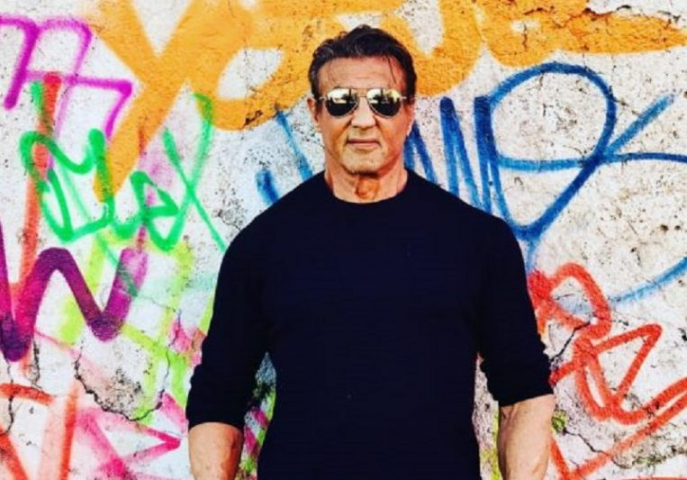 Ator Sylvesster Stallone