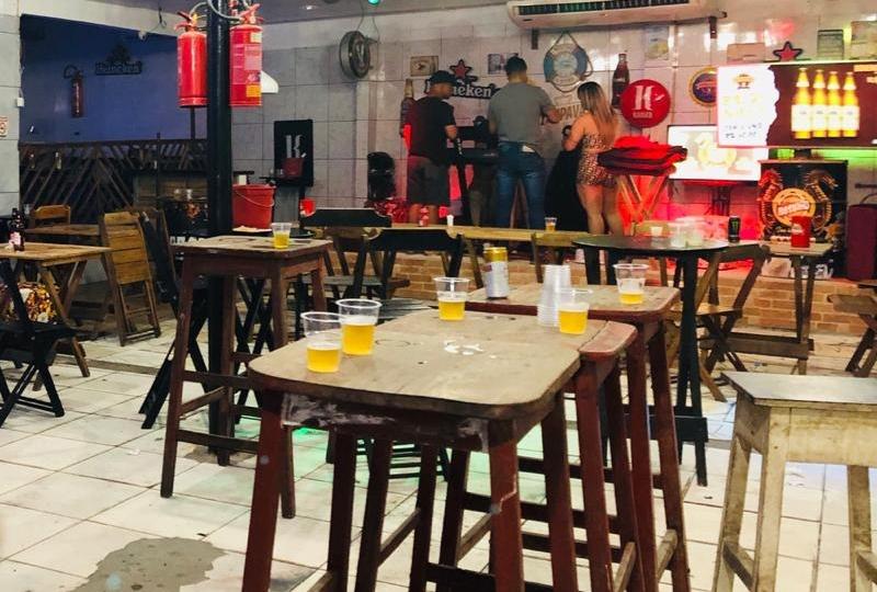 bares de Manaus