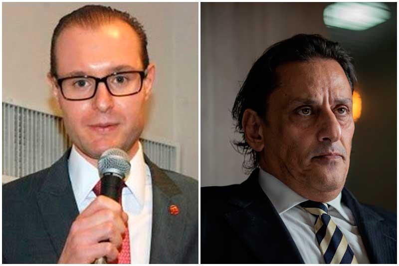 Advogados Cristiano Zanin e Frederick Wassef Foto Bruno Santos-Folhapress