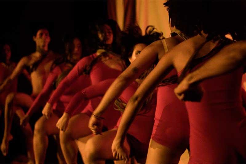 Espetáculo de dança Ago Foto Divulgação