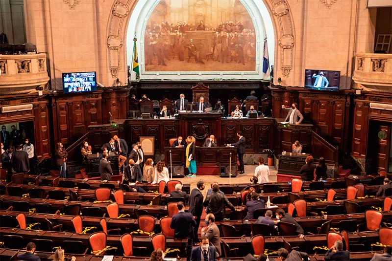 Assembleia do Rio de Janeiro