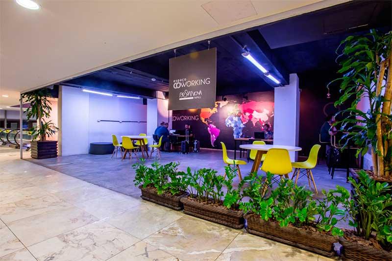 espaço comercial é oferecido pela internet Foto Alugaê Divulgação