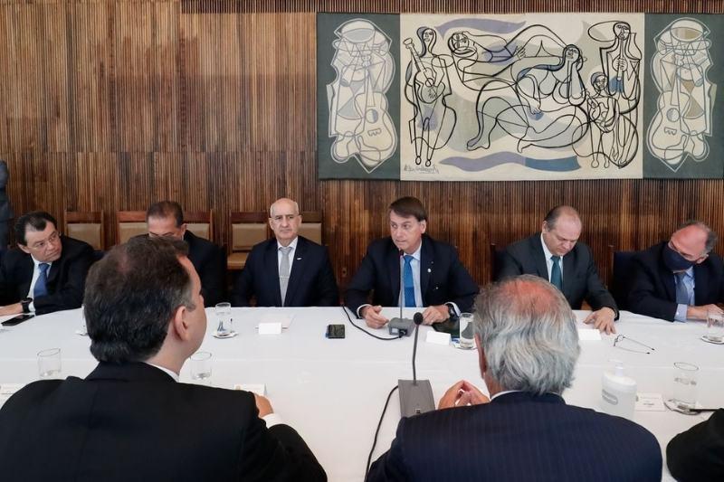 Bolsonaro anuncia o Renda Cidadã
