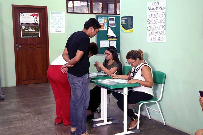 Mesários terão vale-alimentação de R$ 40 Foto Roberto Jayme Ascom-TSE