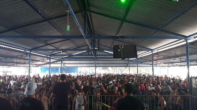 Festa Clandestina Covid-19
