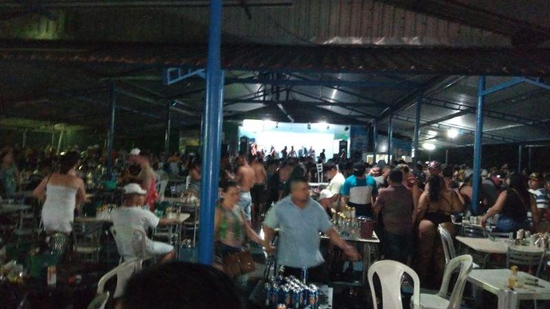 Festa Clandestina em Manaus 2
