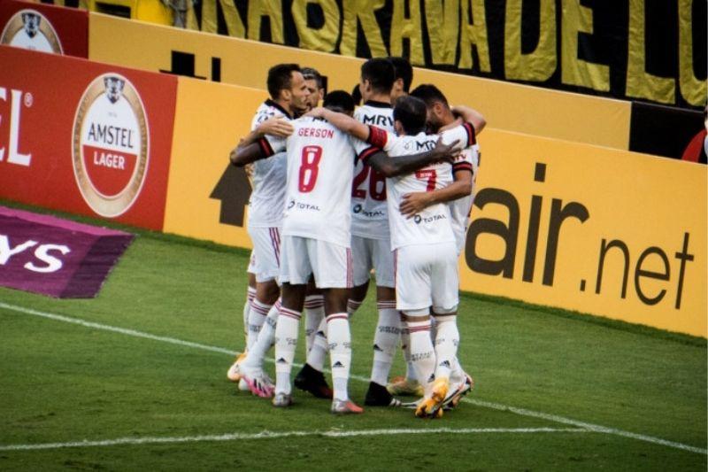 Flamengo x Barcelona (EQU)