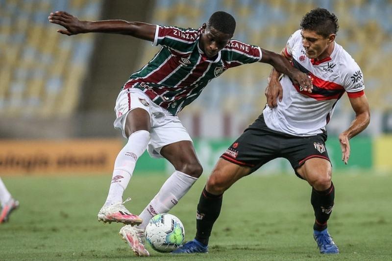 Fluminense e Atlético-GO