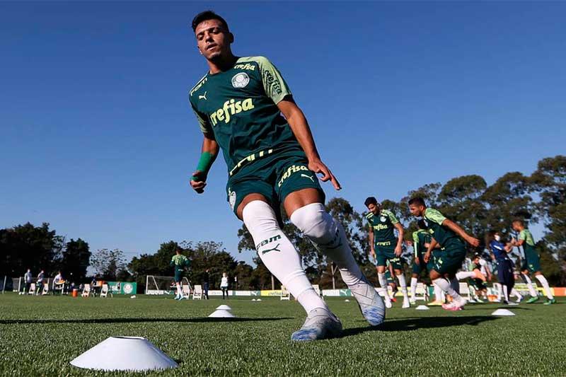 Gabriel Menino Foto Cesar Greco-Agência Palmeiras