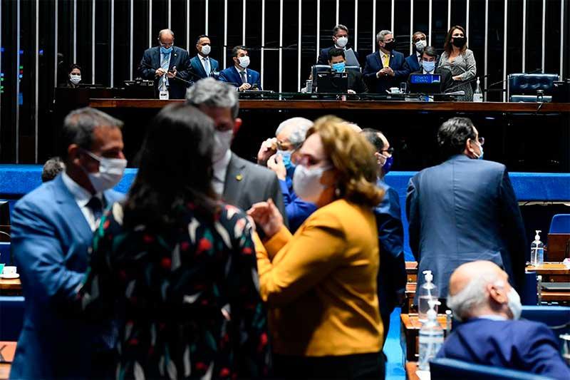 Plenário do Senado Foto Pedro França-Agência Senado