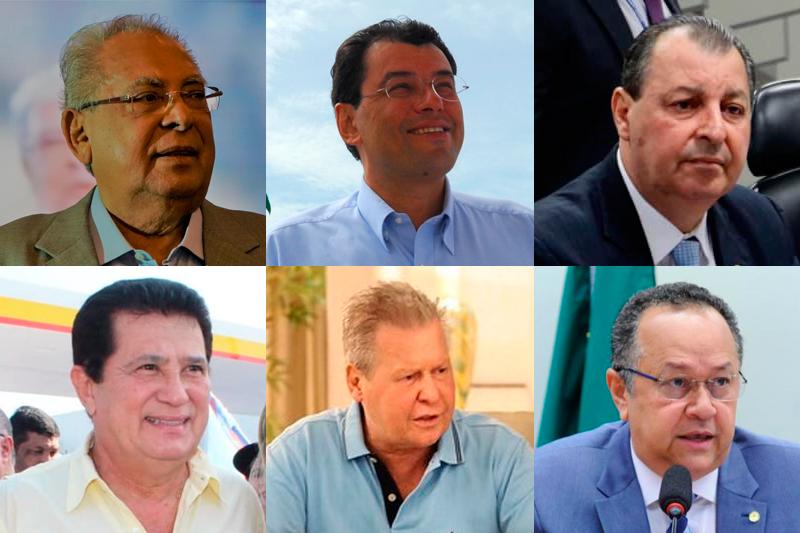 Políticos tradicionais do Amazonas