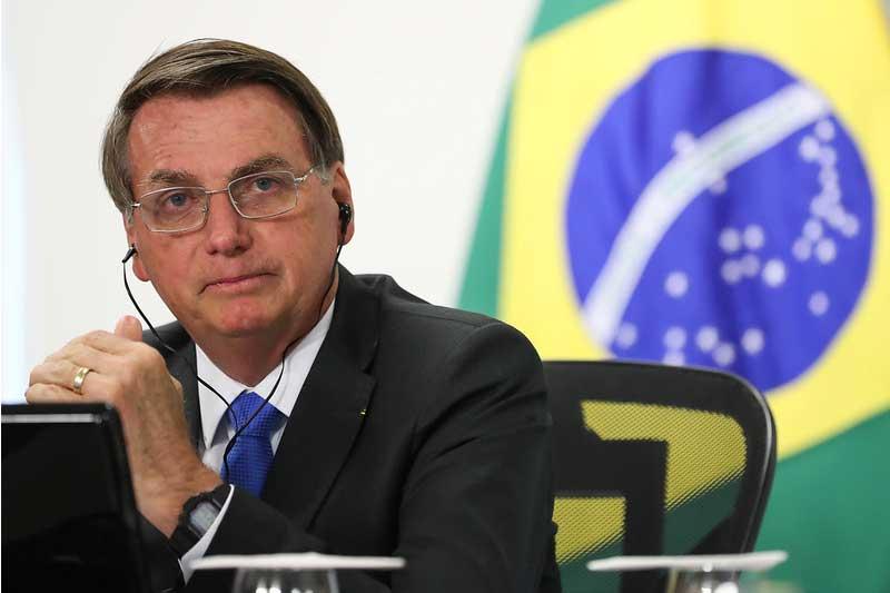 Presidente Jair Bolsonaro Foto Palácio do Planalto-Divulgação
