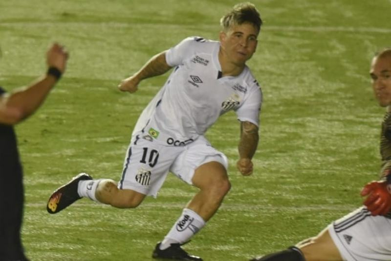 Soteldo Santos FC