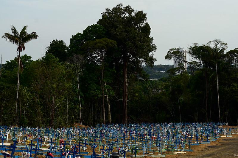 cemitérios de manaus