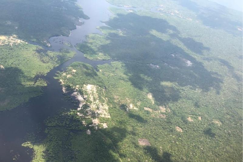 Senador propõe ação na Justiça para obter posse de terra na Amazônia - Foto Murilo Rodrigues-ATUAl