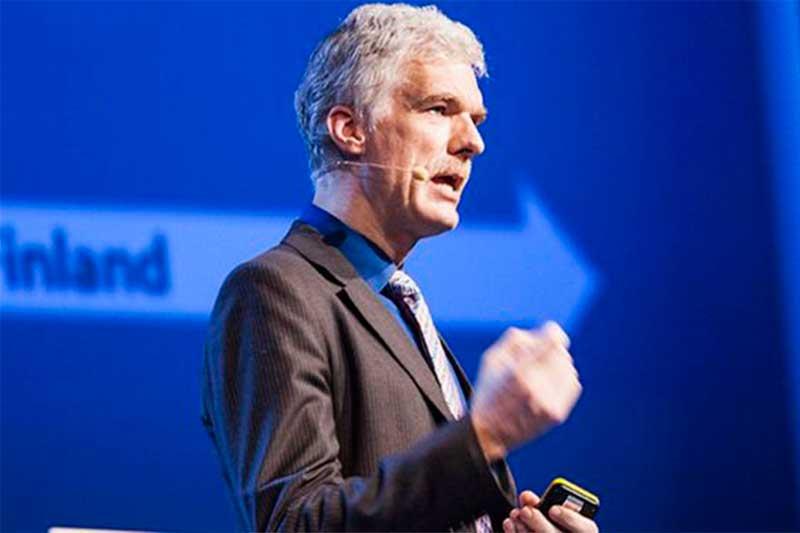 Andreas Schleicher diz que Brasil tem chance de melhorar o ensino (Foto: YouTube/Reprodução)
