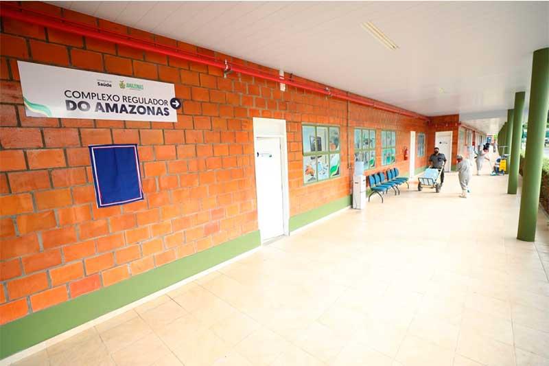 Complexo Regulador coordena tratamento fora de domicílio (Foto: Rodrigo Santos/Secom)