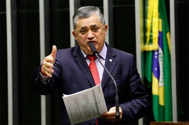 Deputado José Guimarães (Foto: Michel Jesus/Agência Câmara)