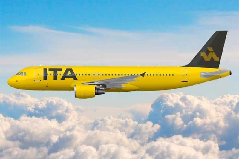 Empresa aérea Itapemirim vai operar com aviões da Airbus (Foto: Facebook/Ita Transportes Aéreos)