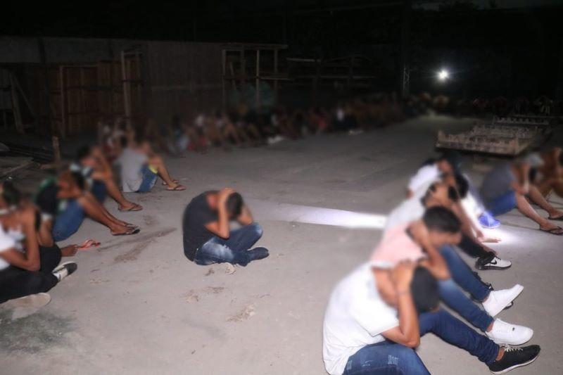 Evento Clandestino em Manaus 18 10 2020