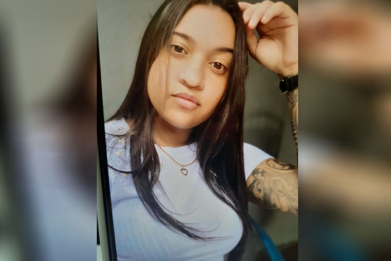 Larissa Ferreira da Cruz desaparecida