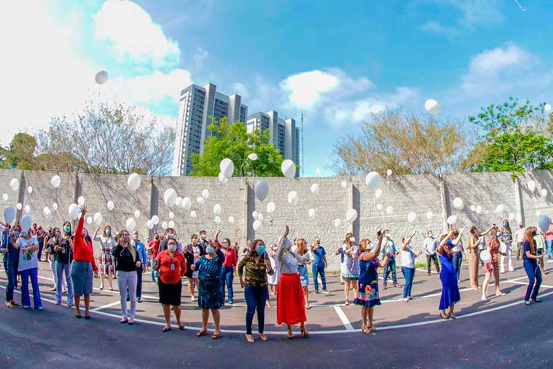 Mulheres são maioria entre servidores públicos do Estado (Foto: Gabriel Retondano/Sead)