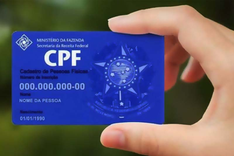 cpf documento