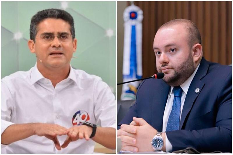 David Almeida será convocado por Fausto Jr a depor na ALE (Fotos: Divulgação)