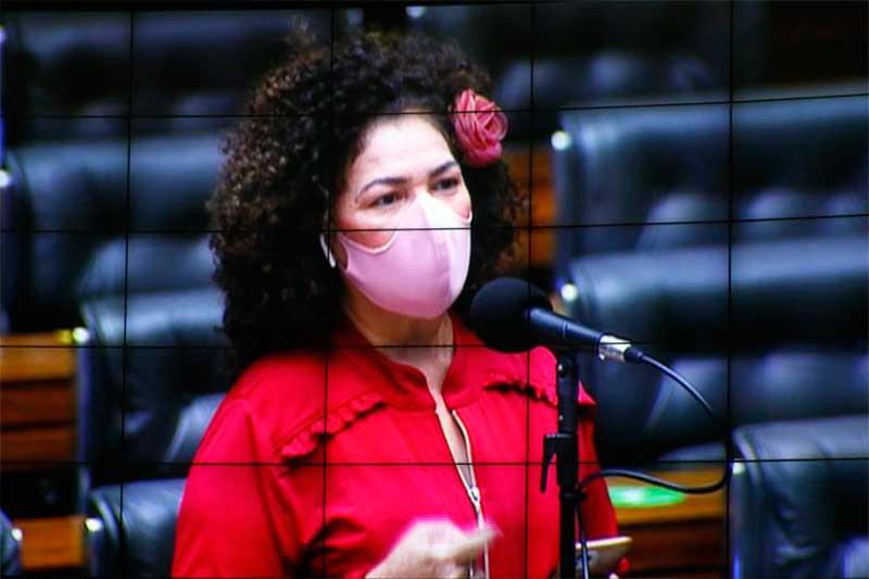 Deputada Perpétua Almeida (Foto: Maryanna Oliveira/Agência Câmara)
