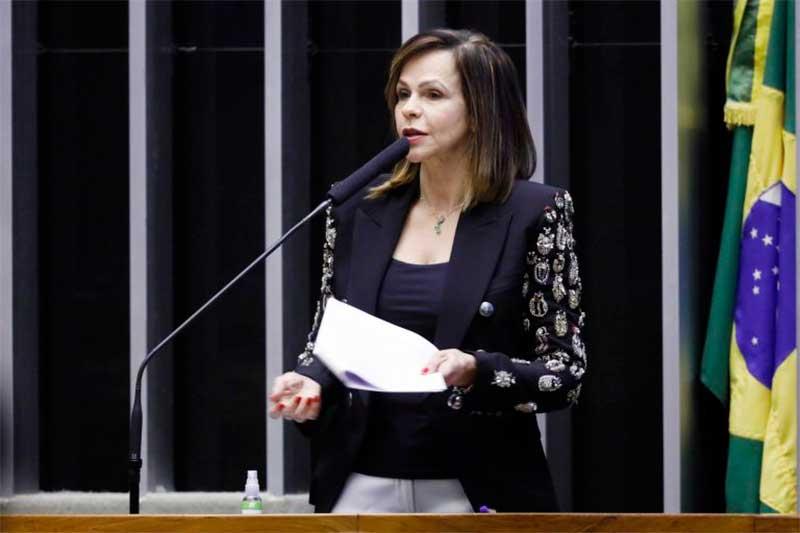 Deputada Professora Dorinha Seabra é autora da proposta (Foto: Najara Araújo/Agência Câmara)