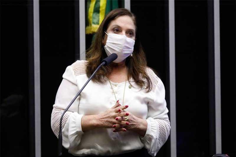 Deputada Soraya Santos (Foto: Najara Araújo/Agência Câmara)