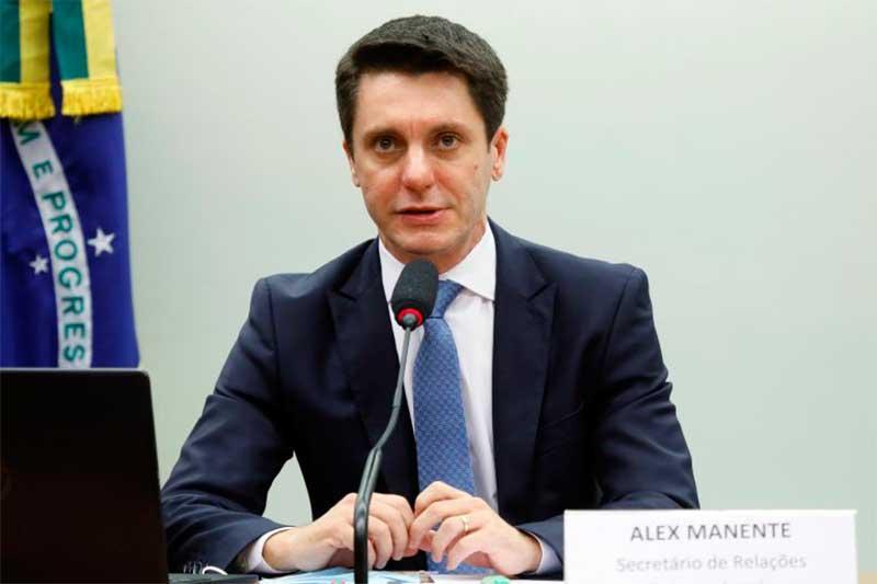 Deputado Alex Manente diz que Brasil precisa ter habilidades políticas (Foto: Gustavo Sales/Agência Câmara)