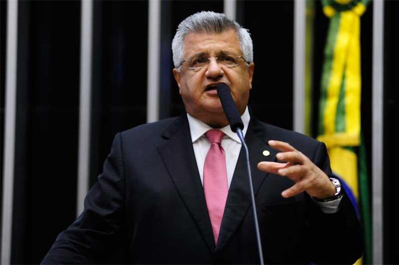 Deputado Bacelar diz que cobrança de ISS ameaça o setor (Foto: Alex Ferreira/Agência Câmara)