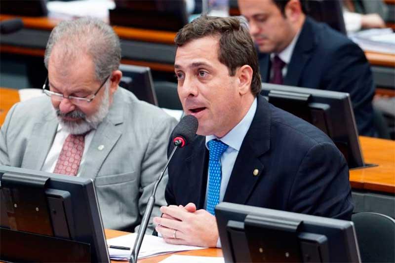 Deputado Gervasio Maia quer feriado nacional no dia 20-11 (Foto: Pablo Valadares/Agência Câmara