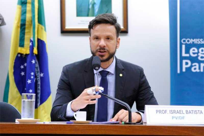 Deputado Israel Batista diz que gastos são necessários (Foto: Cleia Viana/Agência Câmara)