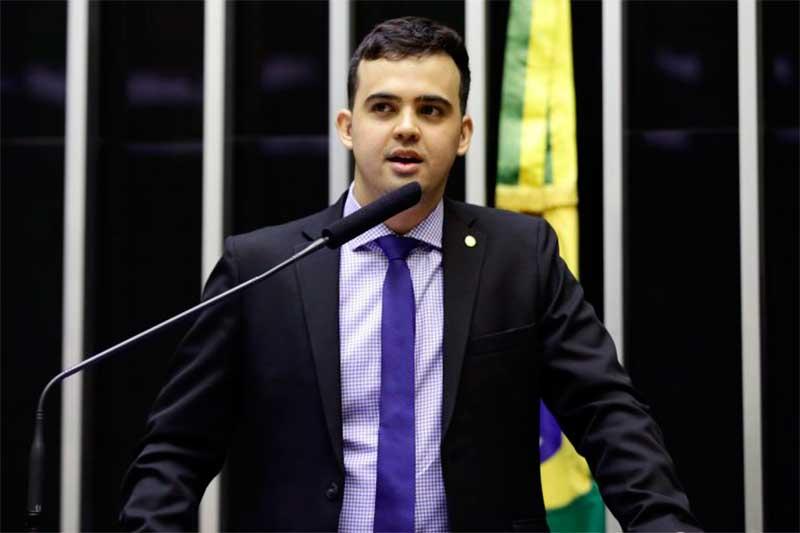 Deputado Junio Amaral diz que gênero neutro não existe (Foto: Najara Araújo/Agência Câmara)